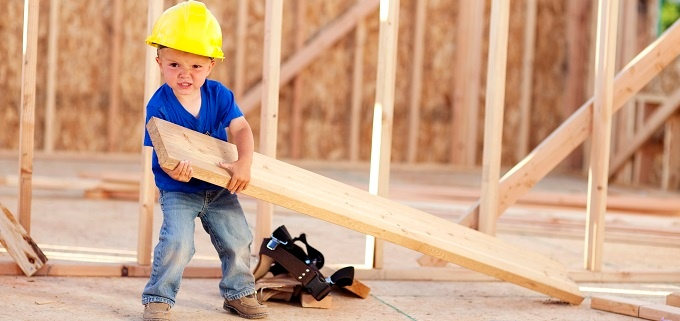recruiting young people to construction jobs